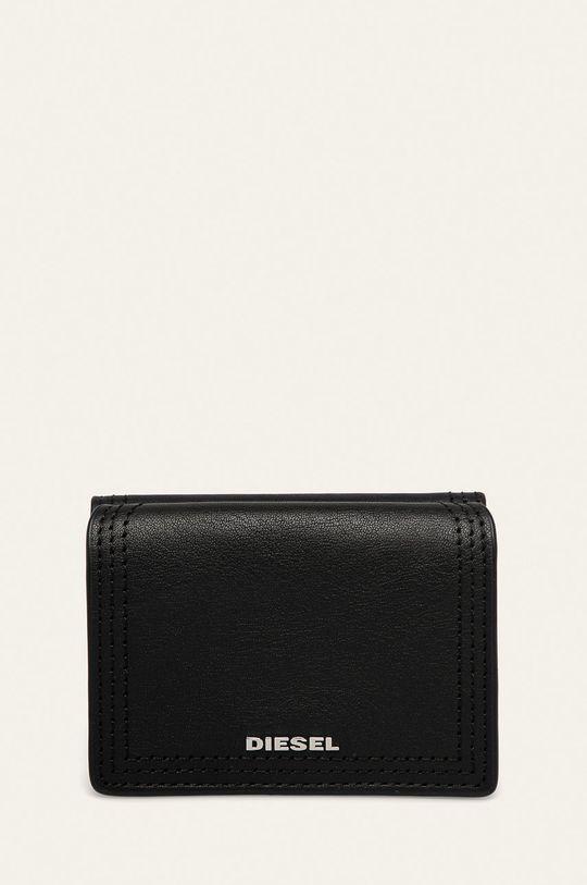 negru Diesel - Portofel de piele De femei