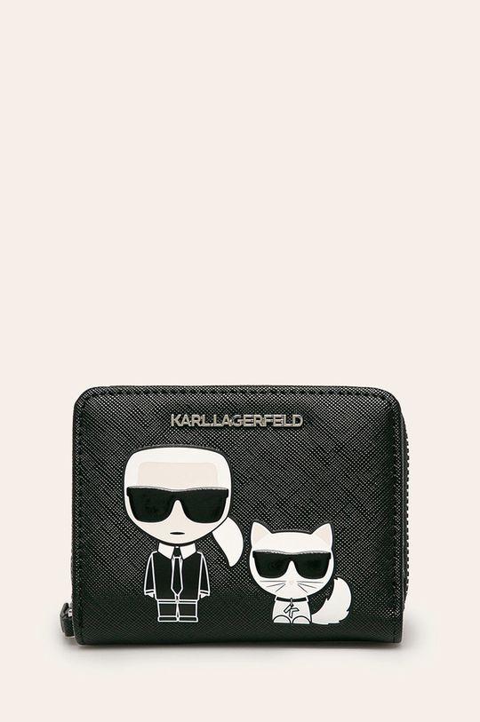 čierna Karl Lagerfeld - Peňaženka Dámsky