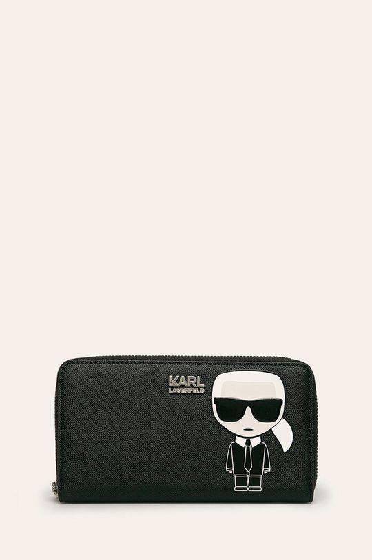 negru Karl Lagerfeld - Portofel De femei
