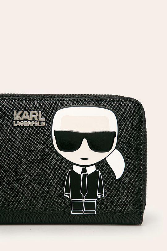 Karl Lagerfeld - Portofel negru