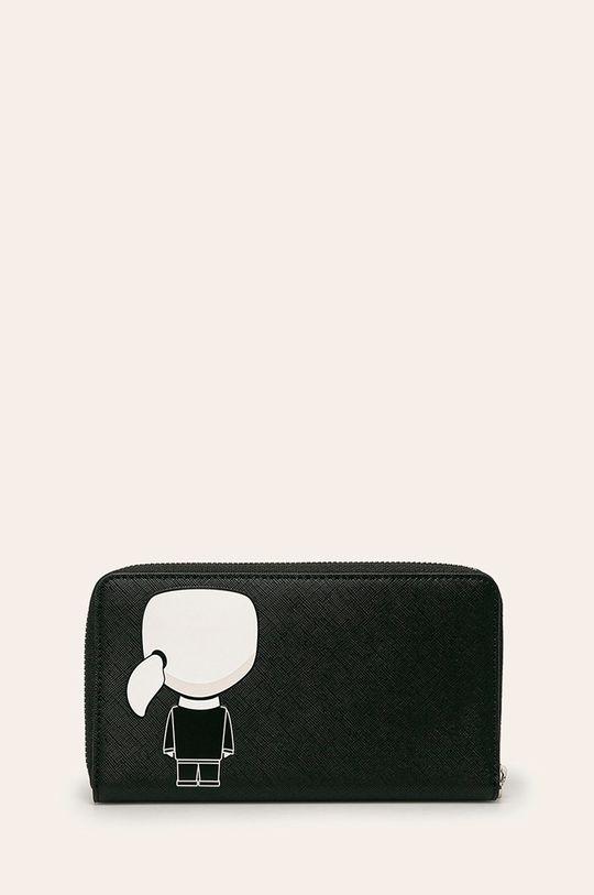 Karl Lagerfeld - Portofel 100% Poliuretan