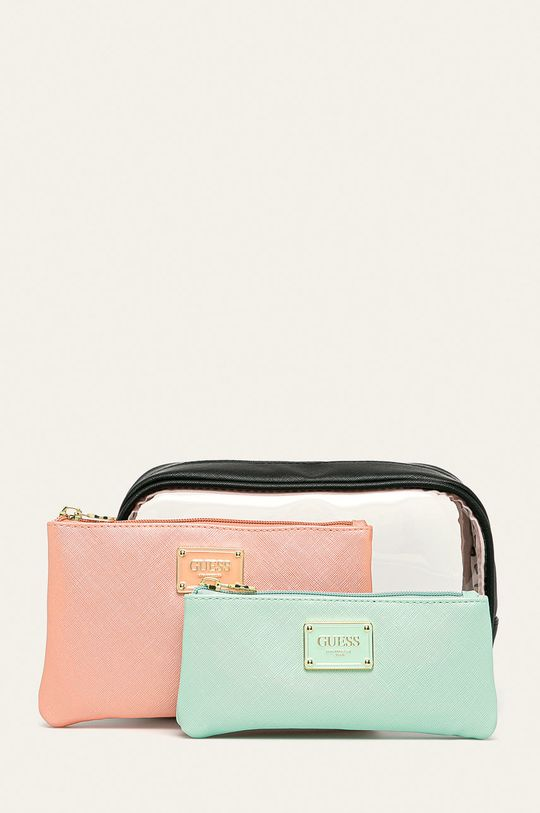 vícebarevná Guess Jeans - Kosmetická taška (3-pack) Dámský