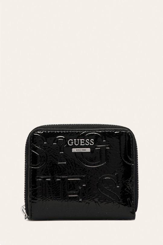 černá Guess Jeans - Peněženka Dámský