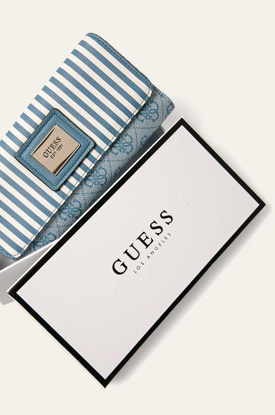 světle modrá Guess Jeans - Peněženka