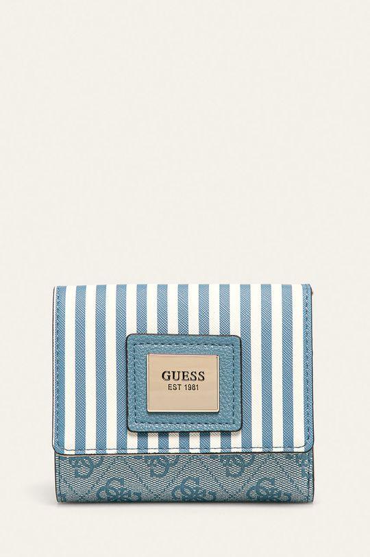světle modrá Guess Jeans - Peněženka Dámský