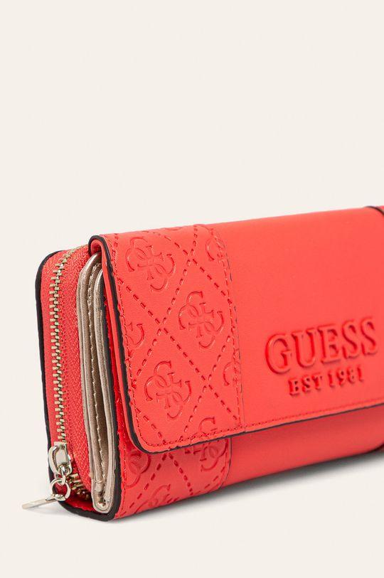Guess Jeans - Peněženka růžová