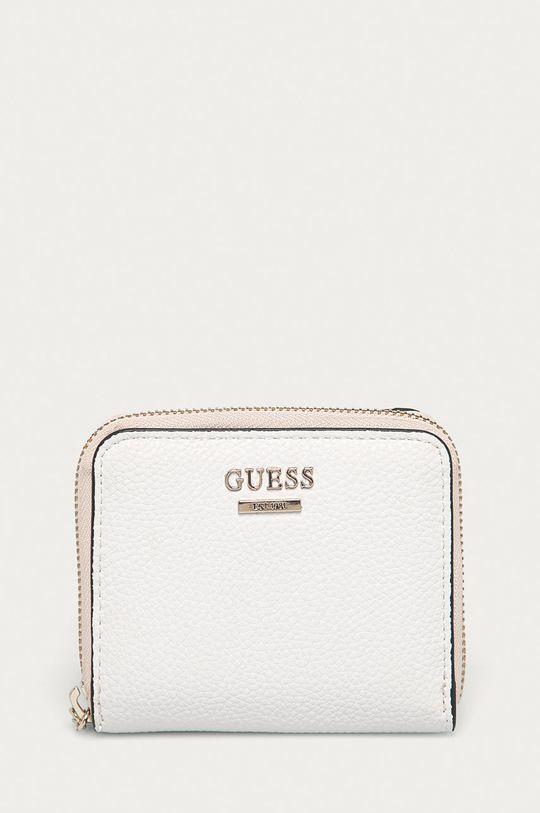 bílá Guess Jeans - Peněženka Dámský