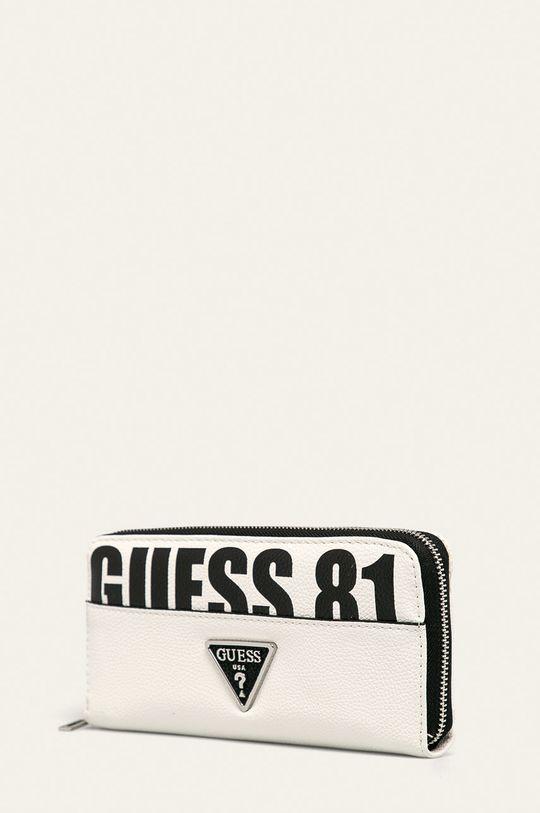 Guess Jeans - Peněženka bílá