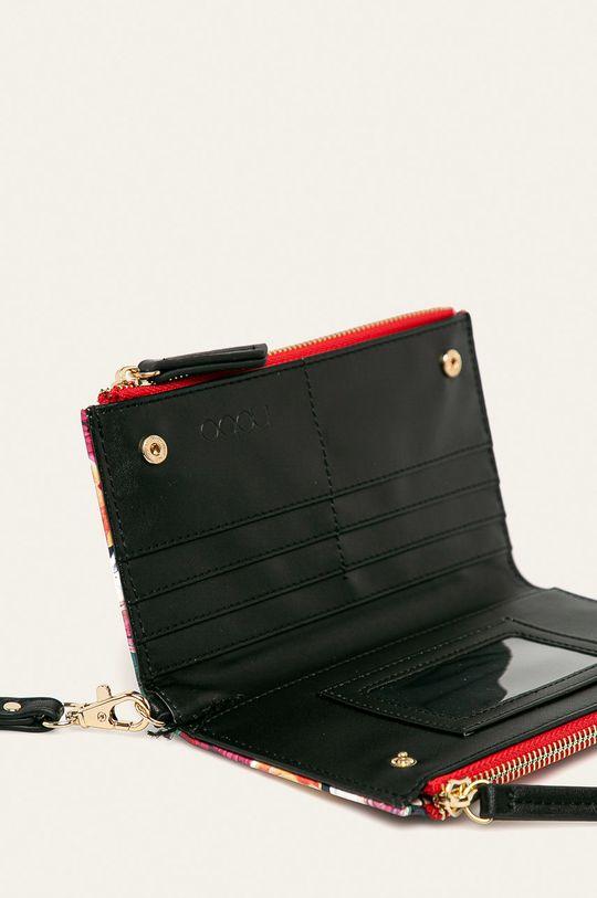Nobo - Peněženka  Podšívka: 100% Polyester Hlavní materiál: 100% Polyuretan