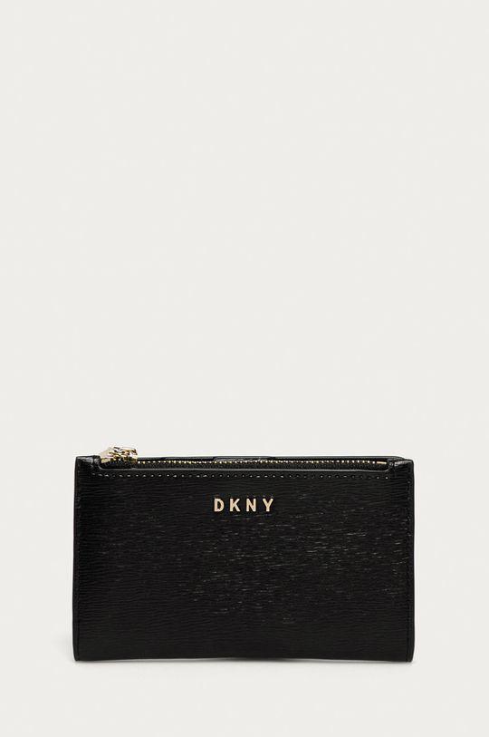 чорний Dkny - Шкіряний гаманець Жіночий