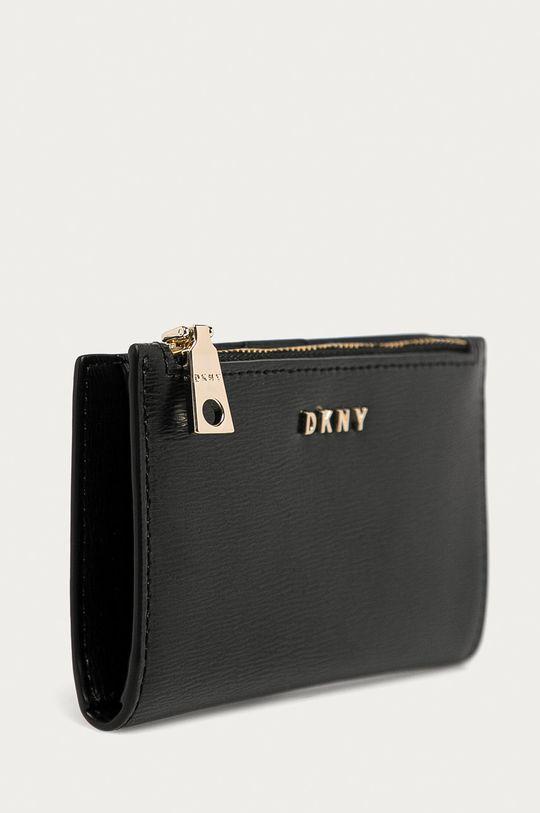 чорний Dkny - Шкіряний гаманець