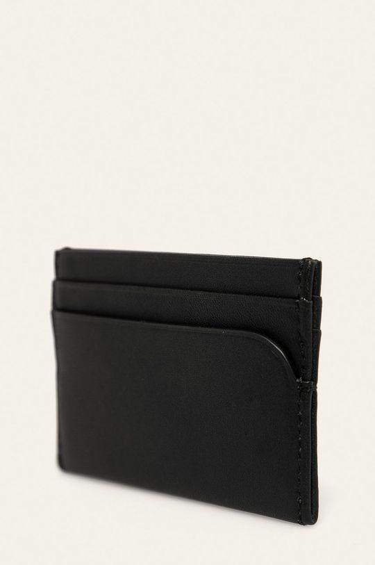 Calvin Klein Jeans - Portofel de piele  100% Piele naturala Materialul de baza: 100% Piele naturala