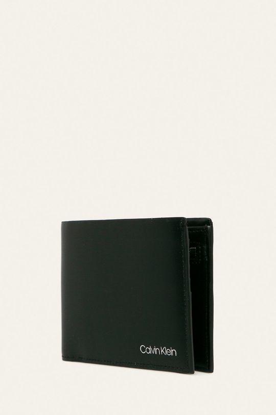 Calvin Klein - Kožená peněženka  Hlavní materiál: 100% Přírodní kůže