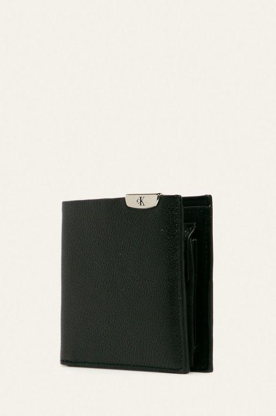 Calvin Klein Jeans - Kožená peňaženka  100% Prírodná koža