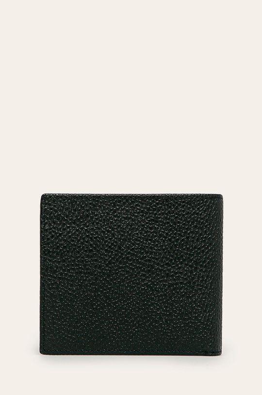 Armani Exchange - Kožená peněženka  Podšívka: 100% Polyester Hlavní materiál: 100% Přírodní kůže