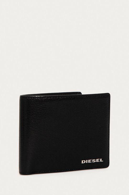 Diesel - Portfel skórzany Skóra owcza