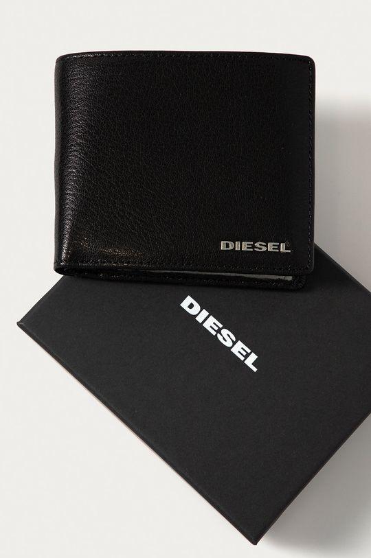 Diesel - Portfel skórzany Męski