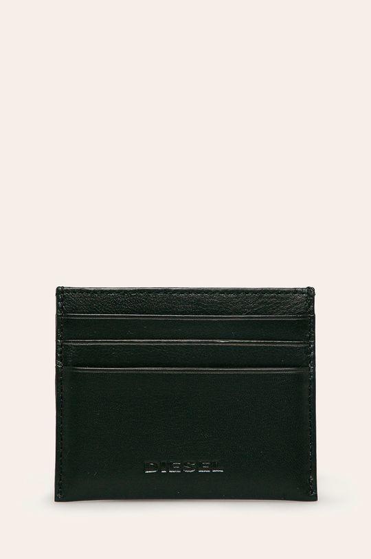 čierna Diesel - Kožená peňaženka Pánsky