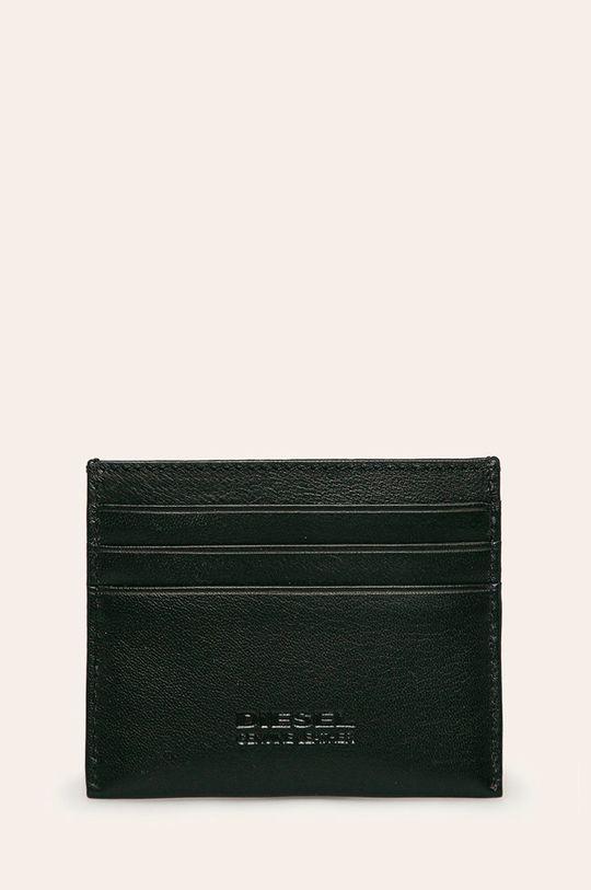Diesel - Kožená peňaženka čierna