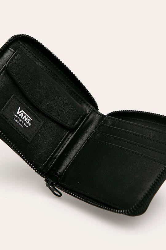 Vans - Peňaženka  Podšívka: 100% Polyester Základná látka: 8% Bavlna, 91% Polyester, 1% Viskóza