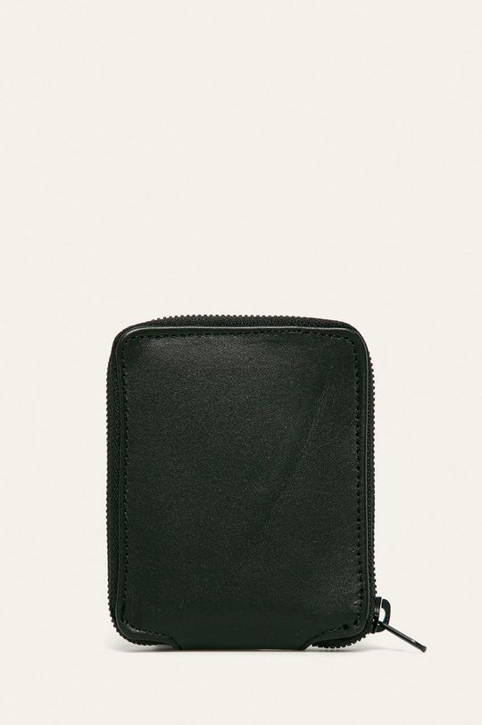 tmavomodrá Vans - Kožená peňaženka