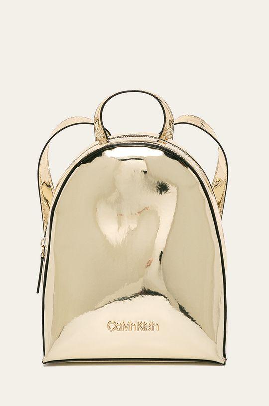 zlatá Calvin Klein - Batoh Dámský