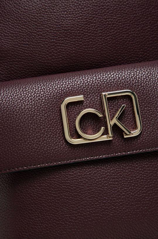 Calvin Klein - Batoh tmavě fialová