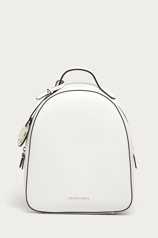 biały Emporio Armani - Plecak Damski