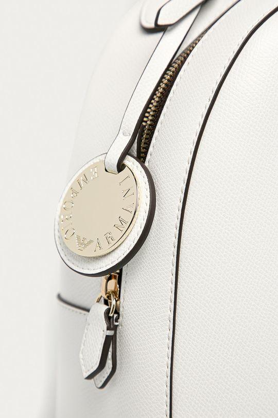 Emporio Armani - Plecak biały