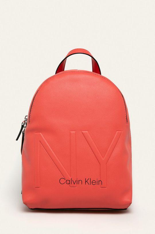 koralová Calvin Klein - Ruksak Dámsky