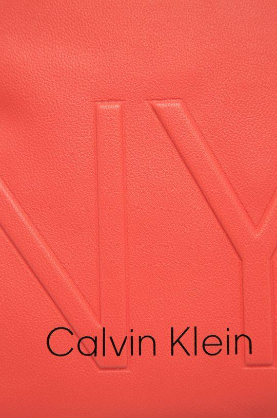 Calvin Klein - Ruksak koralová