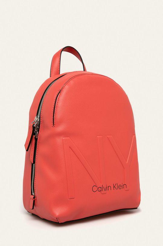 Calvin Klein - Ruksak  100% Polyuretán