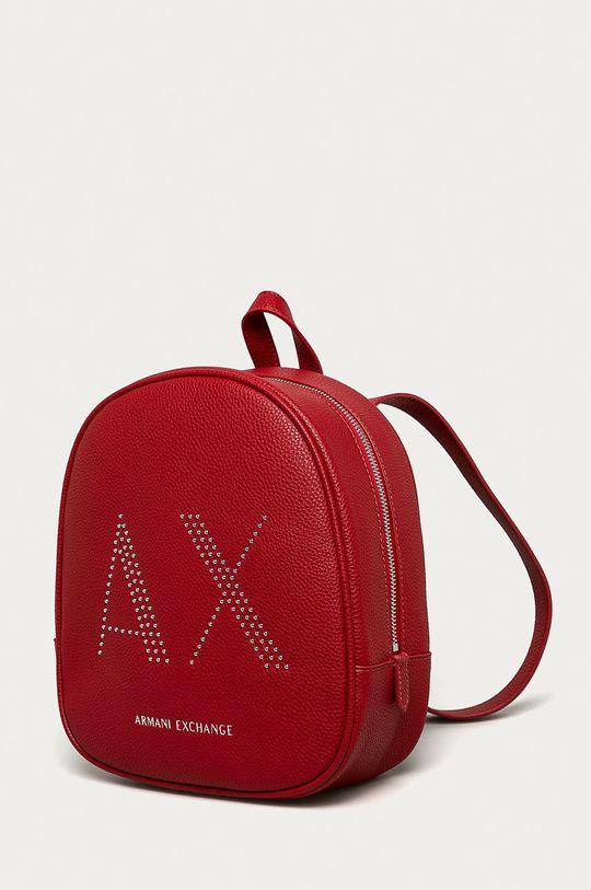 Armani Exchange - Ruksak červená