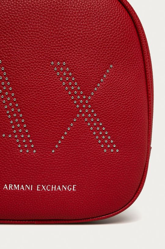 Armani Exchange - Ruksak  Podšívka: 100% Polyester Základná látka: 100% Polyuretán