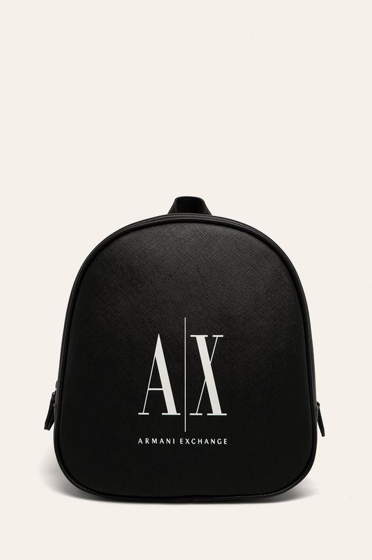 granatowy Armani Exchange - Plecak Damski