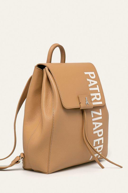 Patrizia Pepe - Kožený ruksak  100% Prírodná koža