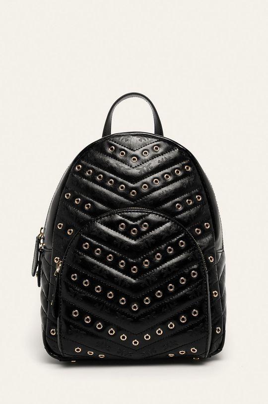 černá Pinko - Kožený batoh Dámský