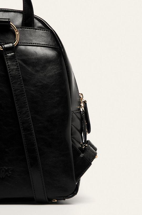 černá Pinko - Kožený batoh