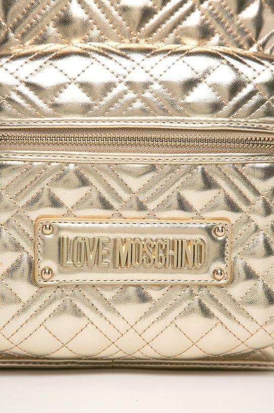 Love Moschino - Раница злато