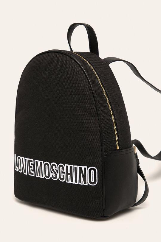 Love Moschino - Ruksak  Syntetická látka, Textil
