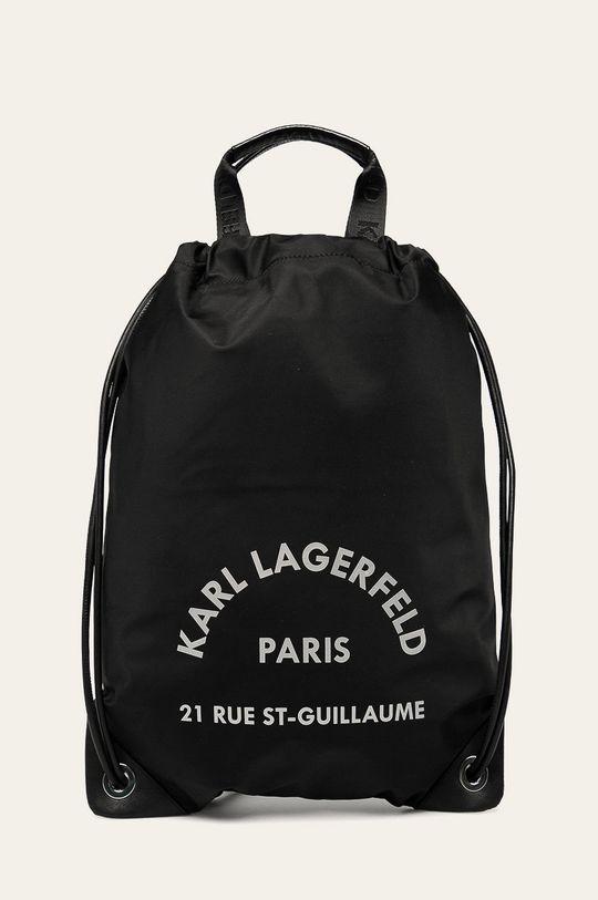 čierna Karl Lagerfeld - Ruksak Dámsky