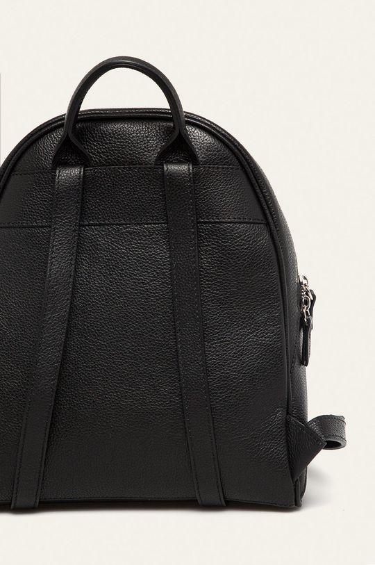černá Patrizia Pepe - Kožený batoh