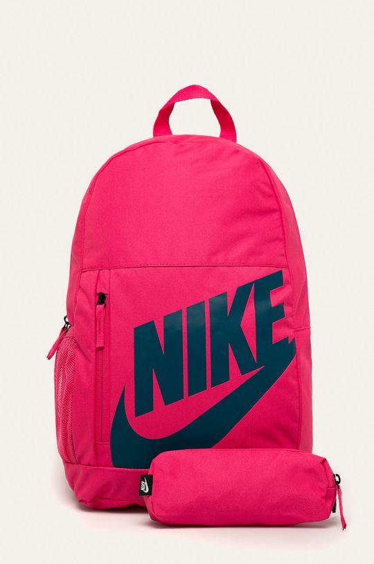 ostrá růžová Nike Kids - Dětský batoh Dívčí