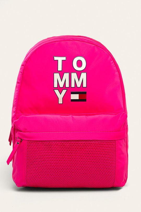 ostry różowy Tommy Hilfiger - Plecak dziecięcy Dziecięcy
