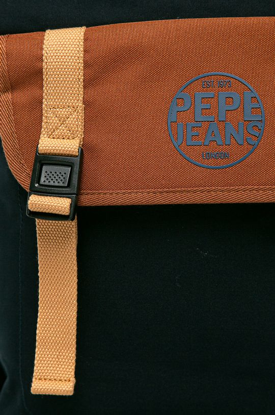 Pepe Jeans - Plecak Arthur czarny