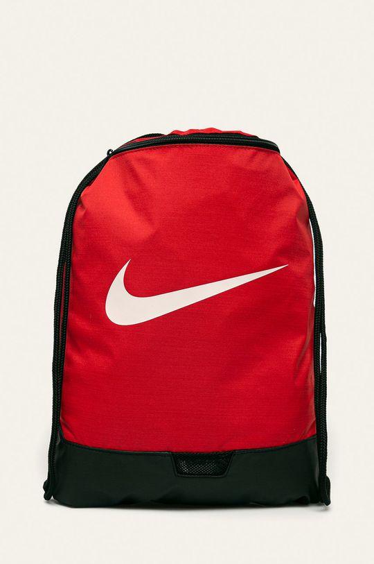 czerwony Nike - Plecak Unisex
