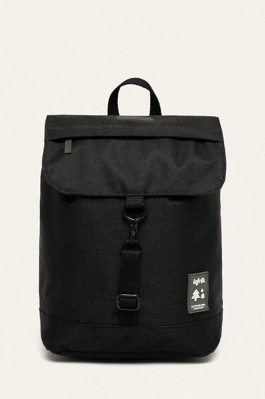 czarny Lefrik - Plecak Unisex