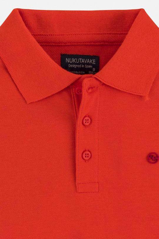 яскраво-червоний Mayoral - Дитяче поло 128-166 cm
