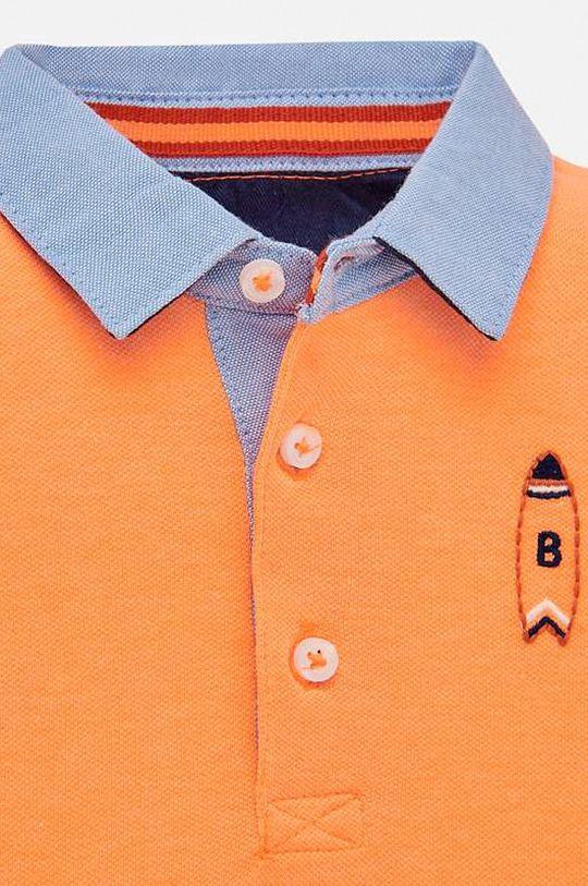 Mayoral - Detské polo tričko 68-98 cm  100% Bavlna