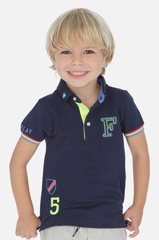 albastru Mayoral - Tricou polo copii 92-134 cm De băieți